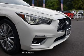 2018 Infiniti Q50 3.0t LUXE Waterbury, Connecticut 9