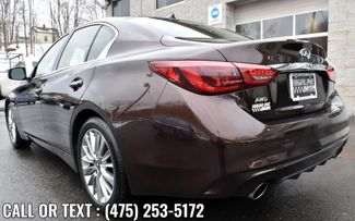 2018 Infiniti Q50 3.0t LUXE Waterbury, Connecticut 2