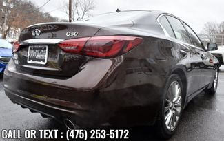 2018 Infiniti Q50 3.0t LUXE Waterbury, Connecticut 4