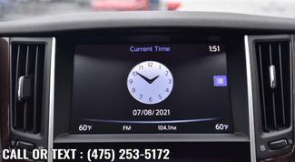 2018 Infiniti Q50 3.0t LUXE Waterbury, Connecticut 30