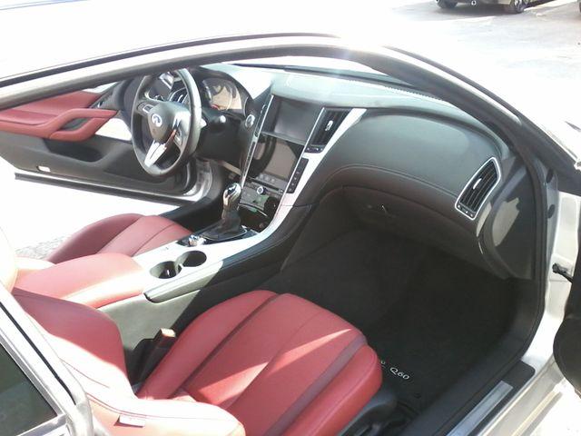 2018 Infiniti Q60 RED SPORT 400 Boerne, Texas 20