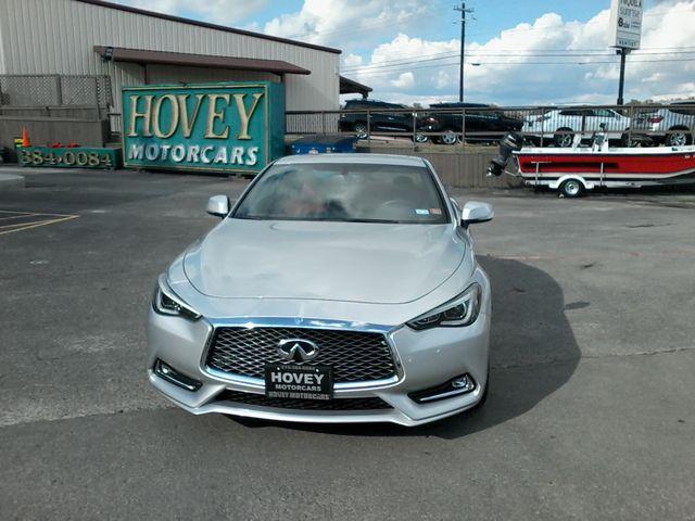 2018 Infiniti Q60 RED SPORT 400 Boerne, Texas 2