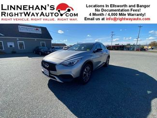 2018 Infiniti QX30 Luxury in Bangor, ME 04401