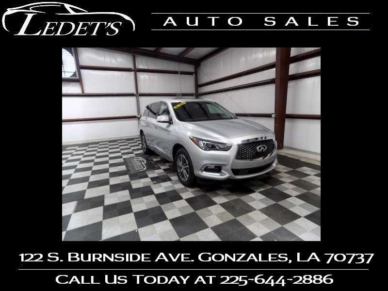 2018 Infiniti QX60  - Ledet's Auto Sales Gonzales_state_zip in Gonzales Louisiana