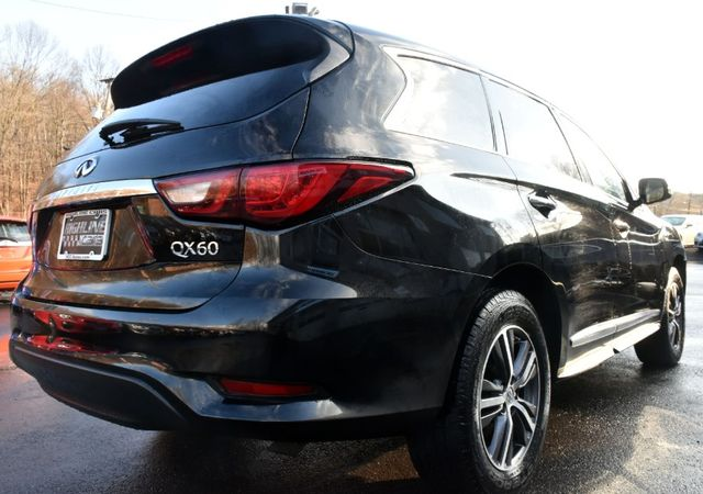 2018 Infiniti QX60 AWD Waterbury, Connecticut 5