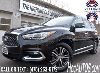 2018 Infiniti QX60 AWD Waterbury, Connecticut