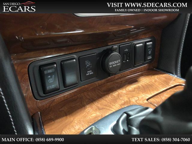 2018 Infiniti QX80 AWD in San Diego, CA 92126