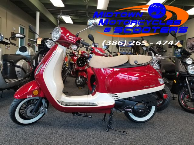2018 Italica 3A Scooter 150cc in Daytona Beach , FL 32117