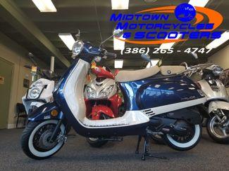 2018 Italica 30A Scooter 150cc in Daytona Beach , FL 32117