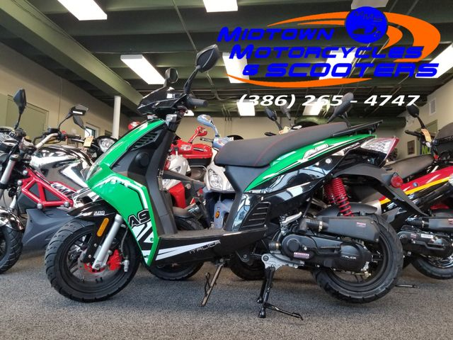 2018 Italica A - 9 Scooter 49cc in Daytona Beach , FL 32117