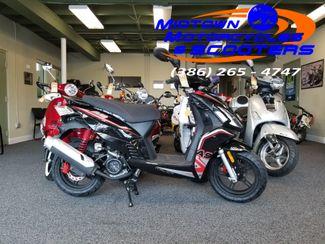 2018 Italica A-9 Scooter 150cc in Daytona Beach , FL 32117