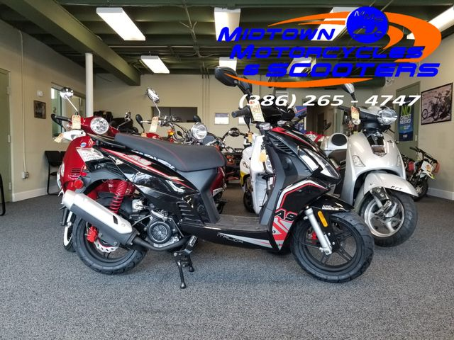 2018 Italica A-9 Scooter 150cc