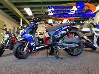 2018 Italica A - 9 Scooter 150cc in Daytona Beach , FL 32117