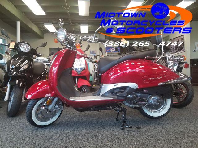 2018 Italica E2 Scooter 150cc
