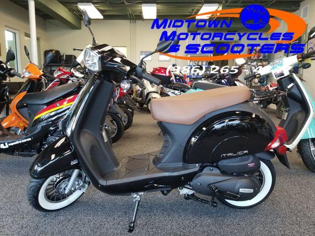 2018 Italica QT - D Scooter 49cc