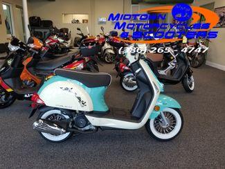2018 Italica QT - D Scooter 49cc in Daytona Beach , FL 32117
