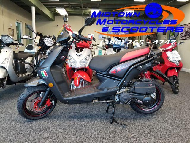 2018 Italica RX 150 Scooter 150cc