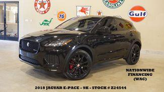 2018 Jaguar E-PACE R-Dynamic HSE ROOF,NAV,BACK-UP,HTD LTH,BLK 20'S,9K in Carrollton, TX 75006