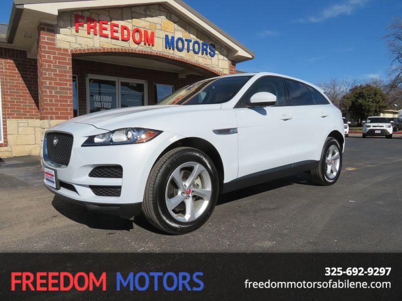 2018 Jaguar F-PACE 30t Premium | Abilene, Texas | Freedom Motors  in Abilene Texas