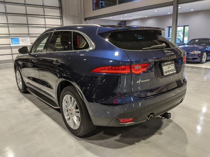 2018 Jaguar F-Pace 25t Prestige  Lake Forest IL  Executive Motor Carz  in Lake Forest, IL