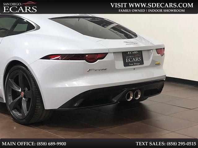 2018 Jaguar F-TYPE 400 Sport in San Diego, CA 92126
