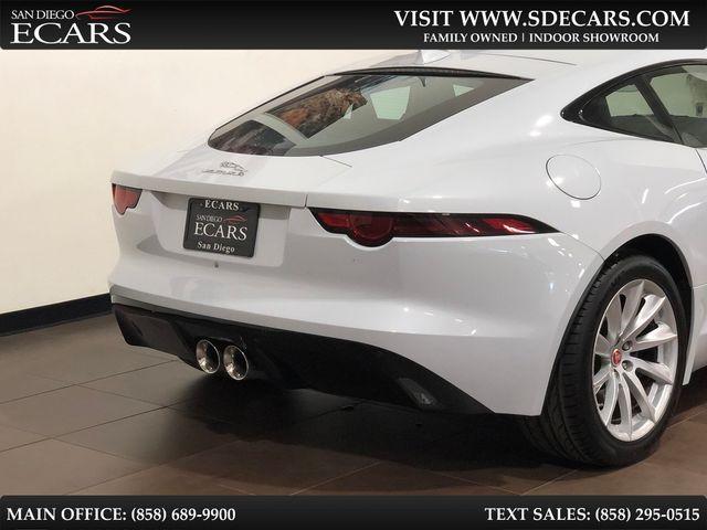 2018 Jaguar F-TYPE 340HP in San Diego, CA 92126