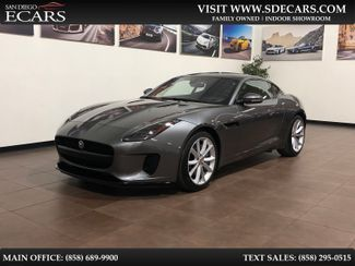 2018 Jaguar F-TYPE 296HP in San Diego, CA 92126