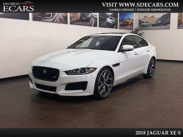 2018 Jaguar XE S in San Diego, CA 92126