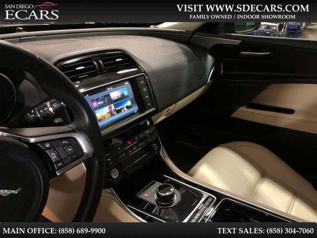 2018 Jaguar XE 25t Prestige in San Diego, CA 92126