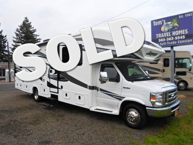 2018 Jayco Greyhawk Prestige 30XP Salem, Oregon