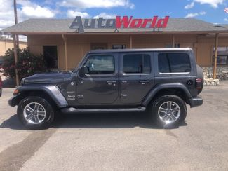 2018 Jeep All-New Wrangler Unlimited Sahara 4x4 in Marble Falls, TX 78611