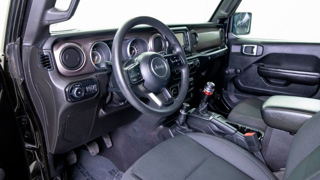 2018 Jeep All-New Wrangler Sport with Upgrades in Dallas, TX 75229
