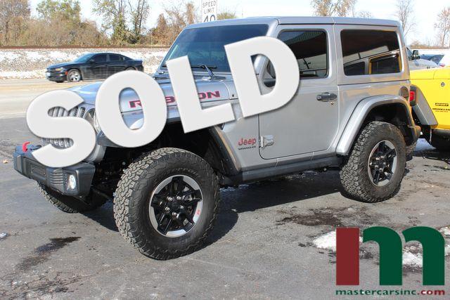 2018 Jeep All-New Wrangler Rubicon   Granite City, Illinois   MasterCars Company Inc. in Granite City Illinois