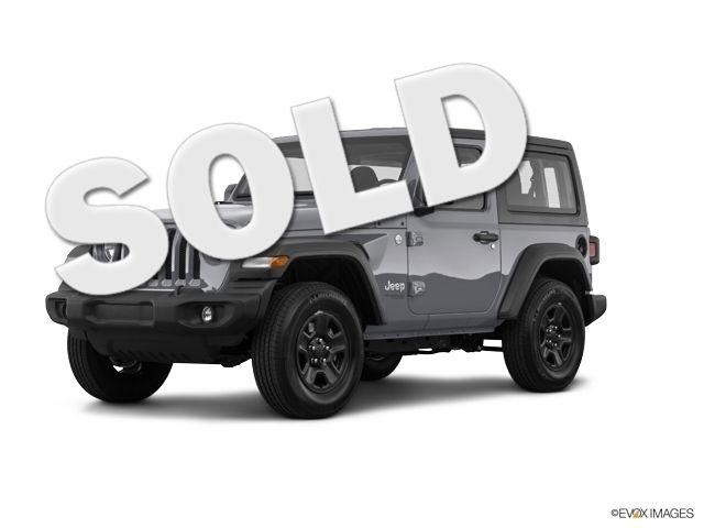 2018 Jeep All-New Wrangler Sport Minden, LA