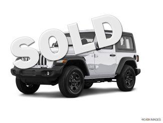 2018 Jeep All-New Wrangler Sport S Minden, LA