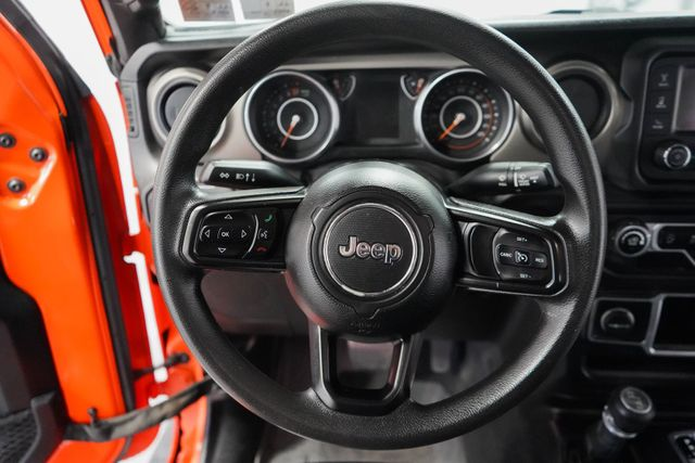 2018 Jeep All-New Wrangler Sport in Erie, PA 16428