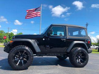 2018 Jeep All-New Wrangler CUSTOM LIFTED SPORT 35S 20 FUEL IRON CROSS   Florida  Bayshore Automotive   in , Florida