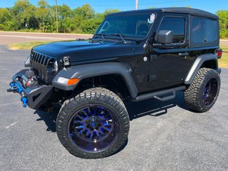 2018 Jeep All-New Wrangler CUSTOM LIFTED SPORT 2 DOOR AUTO FUEL 35S OCD   Florida  Bayshore Automotive   in , Florida