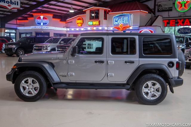 2018 Jeep All-New Wrangler Unlimited Sport S in Addison, Texas 75001