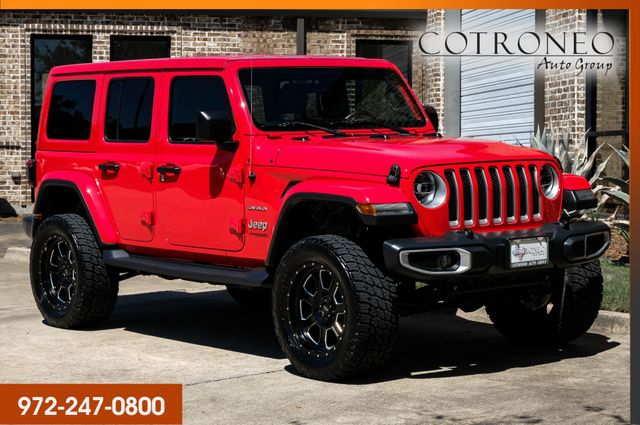 2018 Jeep Wrangler Unlimited Sahara in Addison, TX 75001
