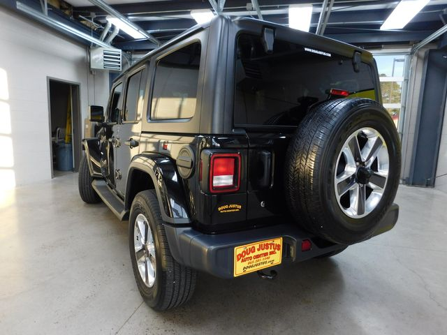 2018 Jeep All-New Wrangler Unlimited Sahara in Airport Motor Mile ( Metro Knoxville ), TN 37777
