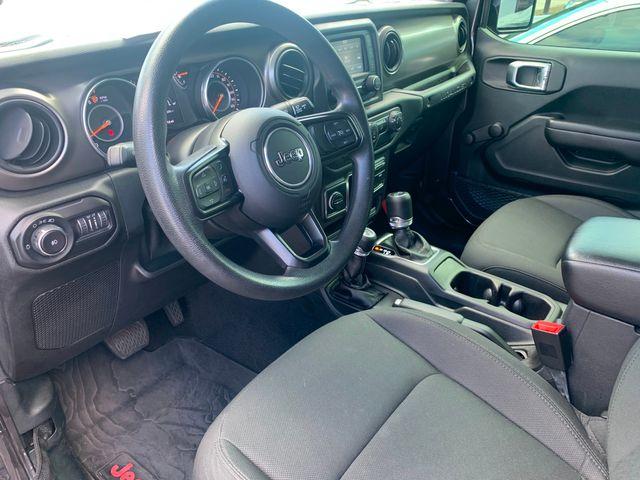 2018 Jeep All-New Wrangler Unlimited Sport in Amelia Island, FL 32034