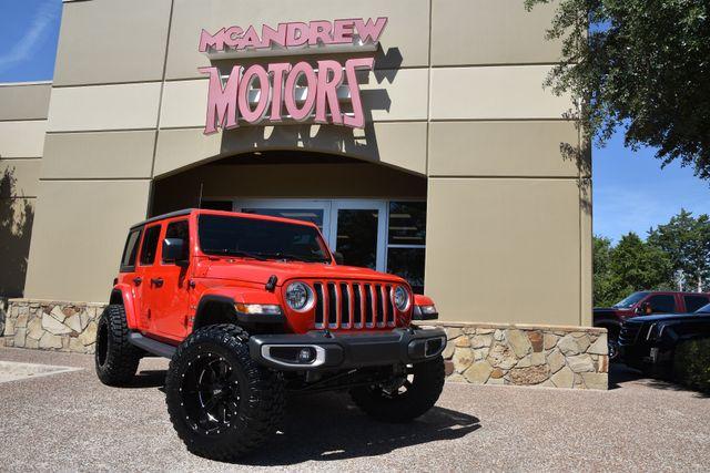 2018 Jeep All-New Wrangler Unlimited Sahara CENRAL ALPS