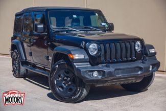 2018 Jeep All-New Wrangler Unlimited Sport in Arlington, Texas 76013