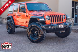 2018 Jeep All-New Wrangler Unlimited Rubicon Central Alps in Arlington, Texas 76013