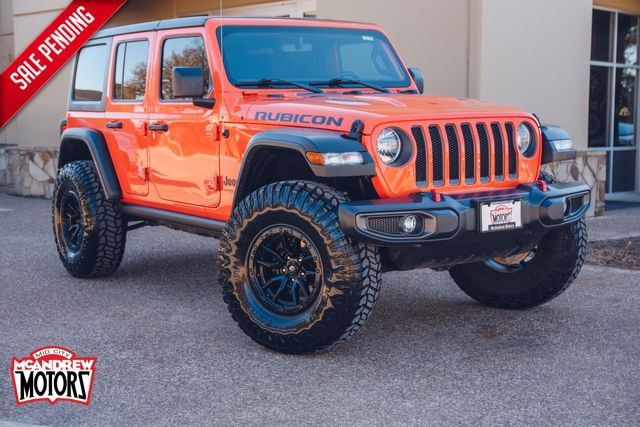 2018 Jeep All-New Wrangler Unlimited Rubicon Central Alps