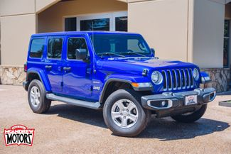 2018 Jeep All-New Wrangler Unlimited Sahara in Arlington, Texas 76013