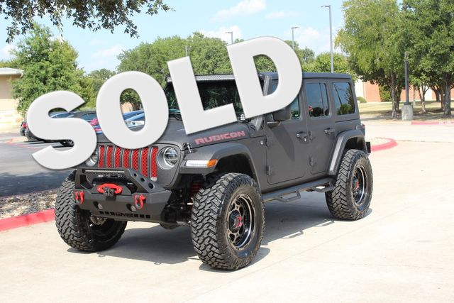 2018 Jeep All-New Wrangler Unlimited Rubicon Austin , Texas 0