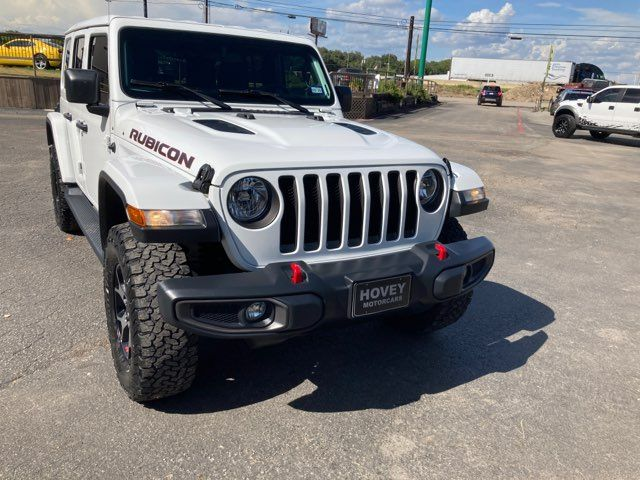 2018 Jeep All-New Wrangler Unlimited Rubicon in Boerne, Texas 78006