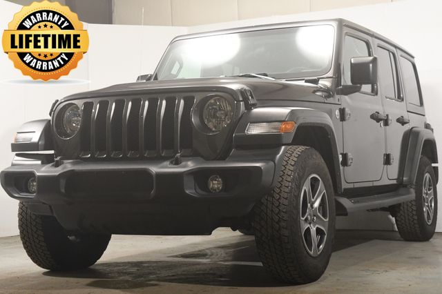 2018 Jeep All-New Wrangler Unlimited Sport S w/ Blind Spot/ Heated Seats